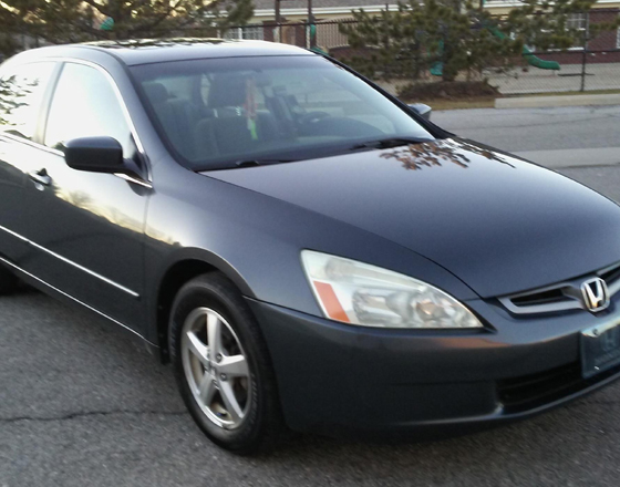 2004 HONDA ACCORD EXCELLENT CONDITION
