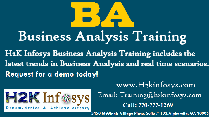 Business Analyst...