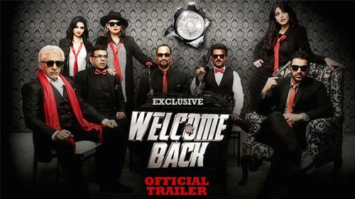 welcome back official trailer