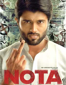 NOTA Movie Review, Rating, Story, Cast and Crew