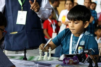 Watch: 6-Year-Old, 9-Year-Old Play Chess Tournament for over 4 Hours, Officials Forced to Call Draw