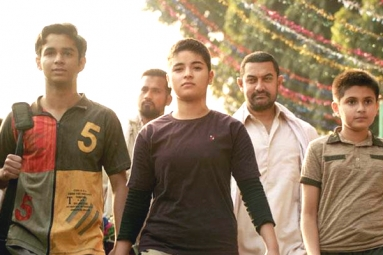 Dangal opens with a Bang in China
