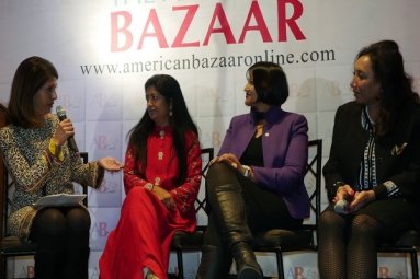 American Bazaar Honors Eight Prominent Indian-American Women