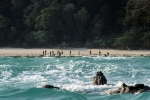 American Killed on Remote Indian Island Barred to Visitors