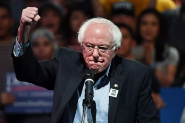 Bernie Sanders Announces Run for Presidency in 2020