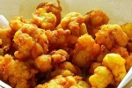 Pan Fried Cauliflower Recipe, Easy Crispy Fried Cauliflower Recipe, easy crispy fried cauliflower recipe, Ginger