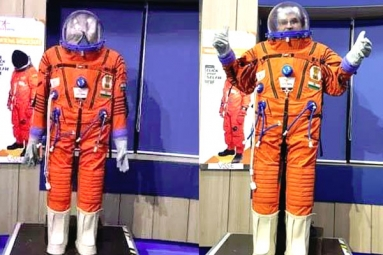 Russia Begins Producing Space Suits For India's Gaganyaan Mission