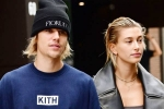 justin bieber 2018, Justin Bieber instagram, justin bieber gets slammed for insensitivity after he shared a fake pregnancy post on april fool s day, Couples
