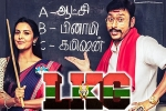 LKG Tamil Movie