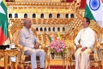 Myanmar to Grant Visa-On-Arrival to Indian Tourists: President Kovind