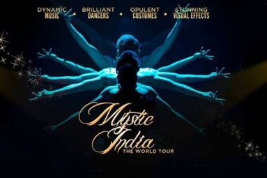 Mystic India - The World Tour