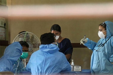 Nipah Virus Alerts Hyderabad with symptoms from two suspected Victims