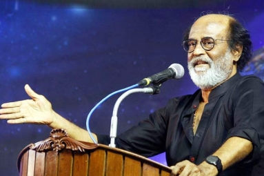 Rajinikanth Slams AIADMK for Protests against 'Sarkar'