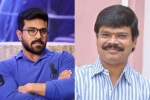 Charan Continues To Keep His Fans In Waiting Mode