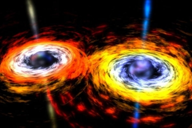Supermassive Black Holes Sprung from Mysterious 'Seeds'