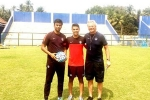 NRI in Indian Squad for FIFA u-17 World Cup, Portugal, nri in indian squad for fifa u 17 world cup, Real madrid