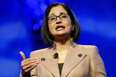 Padmasree Warrior not among the Cisco's new executive leadership team