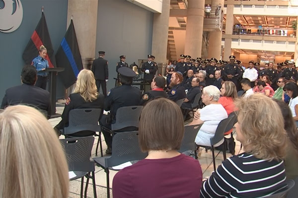 Phoenix Remembers 9/11 Rescuers and Victims