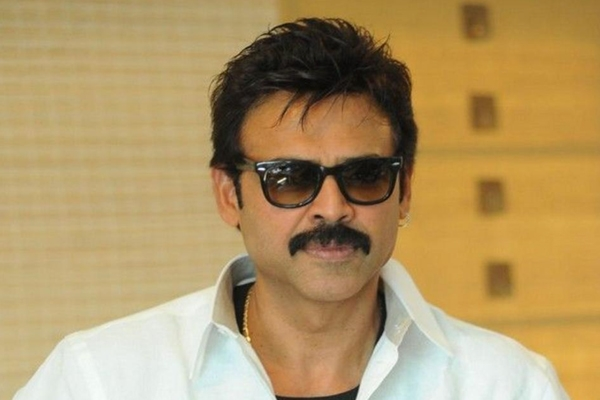 Venky's next project Shelved